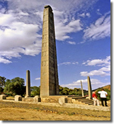 Axum and its Surroundings