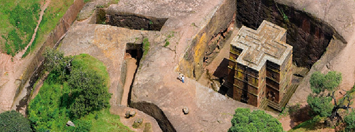 Lalibela Rock-hewn Churches