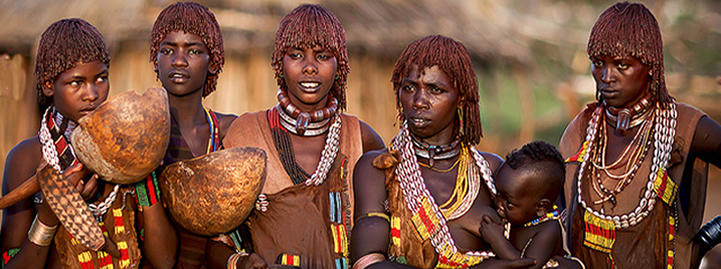 The People of Lower Omo valley